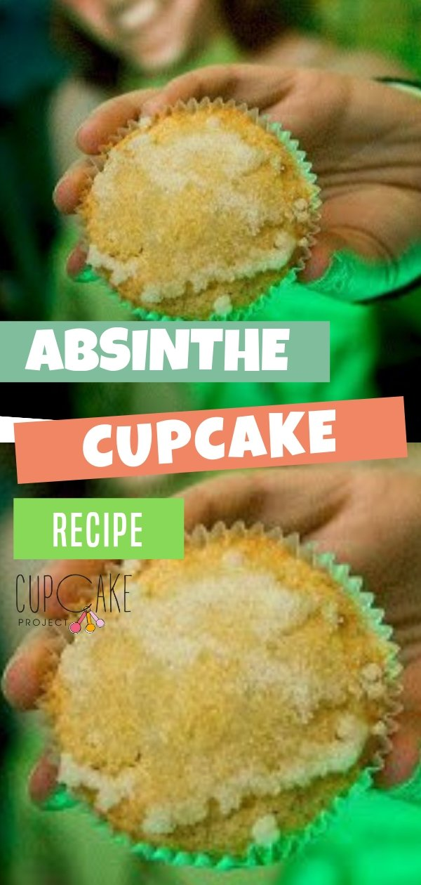 If you want to try something new, this Absinthe Cupcakes are for you! They have a cornbread texture with a mild yet definitive flavor of spice cake. Top it with a simple sugar and absinthe for a delectable recipe!