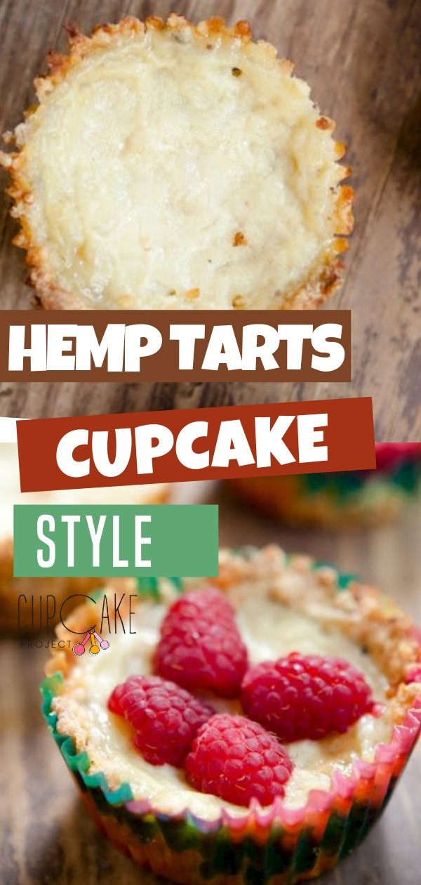 A nutty and crunchy crust with hemp milk custard that matches the crust's flavor! The fresh raspberries on top of the tart add vibrancy both in color and flavor to the simple tarts. This dessert is perfect for your parties!