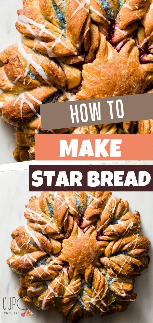 Easy-to-Make Star Bread