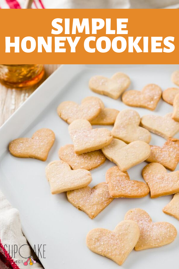 Simple Honey Cookies