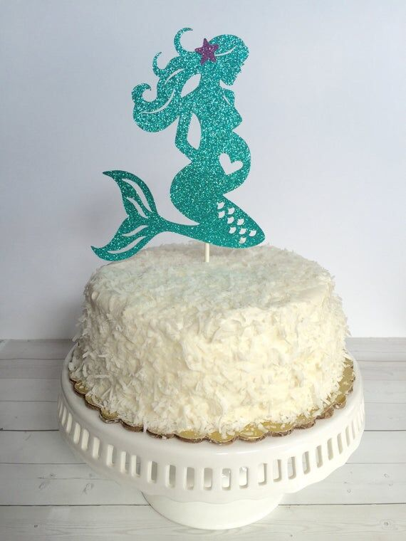 Under the Sea Baby Shower Topper