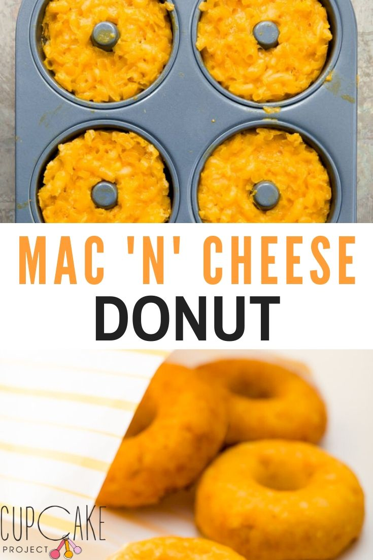 What looks exactly like a donut but tastes like deep fried mac \'n\' cheese? Mac \'n\' cheese donuts, of course. Make. Them. Now. #donuts #macncheese