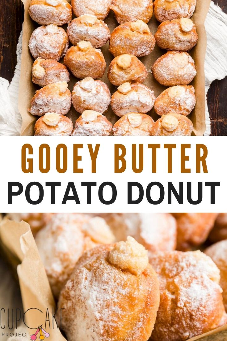 These potato donuts are sure to be your new best friend! A cross between yeast and cake donuts, they are chewy, sugary and a tad bit greasy! #donuts #potato #cakedonuts #doughnuts