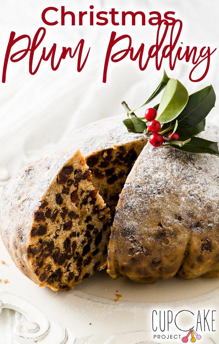 Plum Pudding – True Historical Recipe