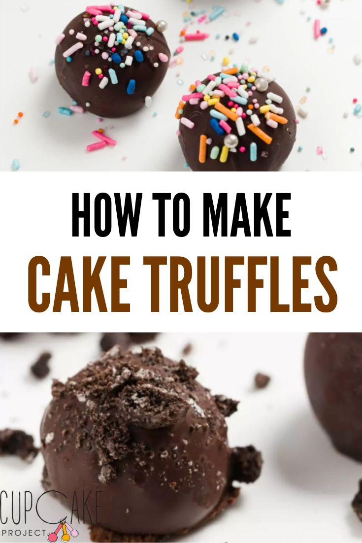 How to Make Cake Truffles