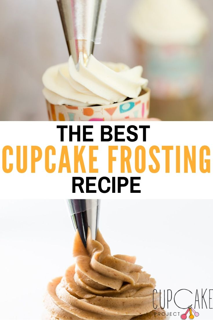 The Best Cupcake Frosting Recipes